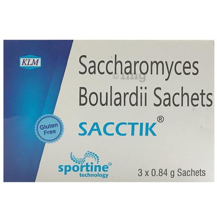 Sacctik Sachet 0.84gm