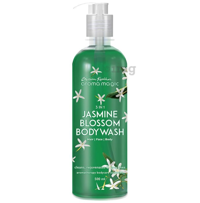 Aroma Magic 3 in 1 Body Wash Jasmine Blossom