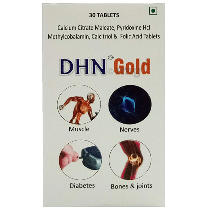 Masterdoctor DHN Gold Tablet