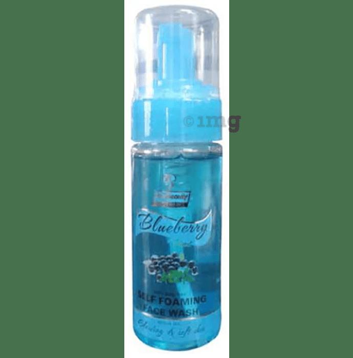 Bio Beauty Self Foaming Face Wash Blueberry & Mint