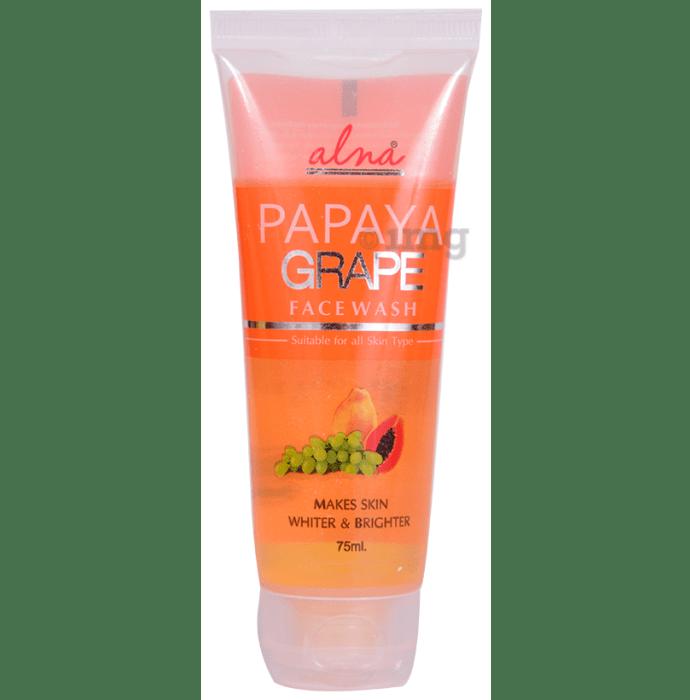 Alnavedic Papaya Grape Face Wash