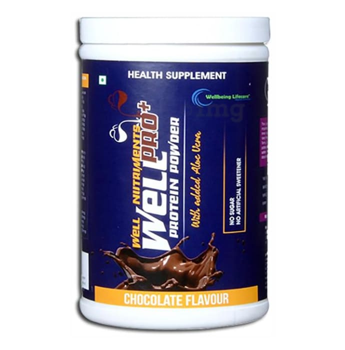 Welpro Protein Sugar Free Powder Chocolate