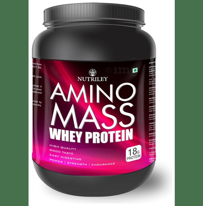 Nutriley Amino Mass Whey Protein Mango