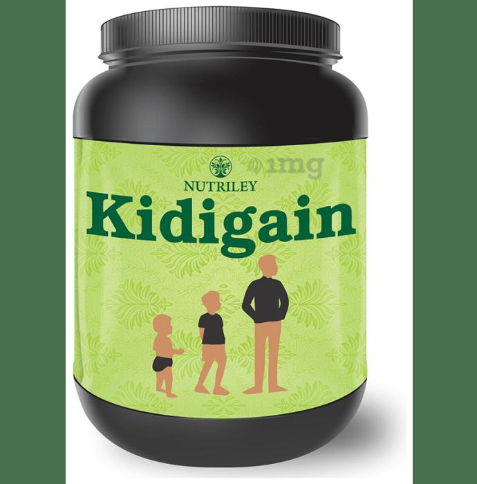 Nutriley Kidigain Chocolate Powder