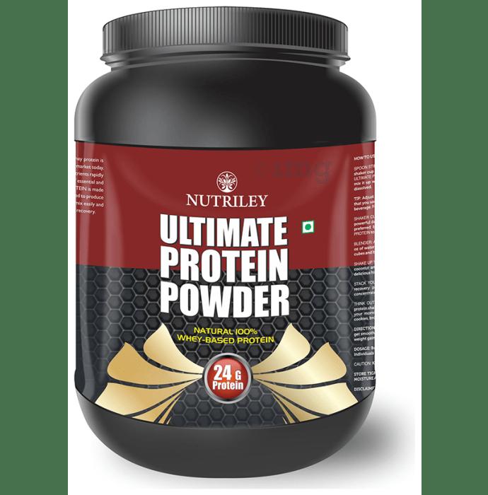 Nutriley Ultimate Protein Powder Vanilla