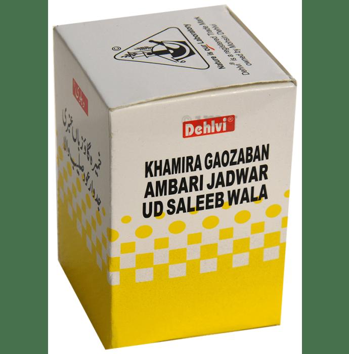 Dehlvi Naturals Khamira Gaozaban Ambari Jadwar Ud Saleeb Wala