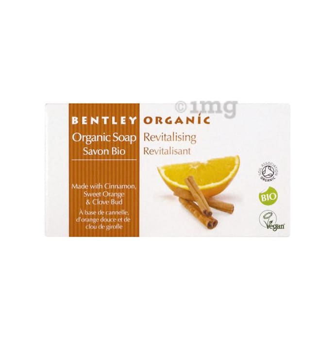 Bentley Organic Revitalising Soap