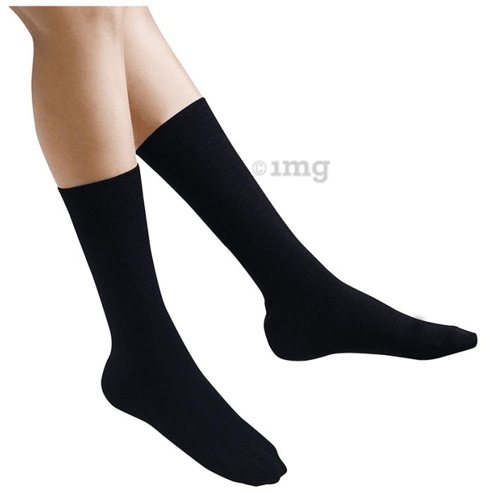No Smell Sox 2401 Smell Free Socks Universal Assorted