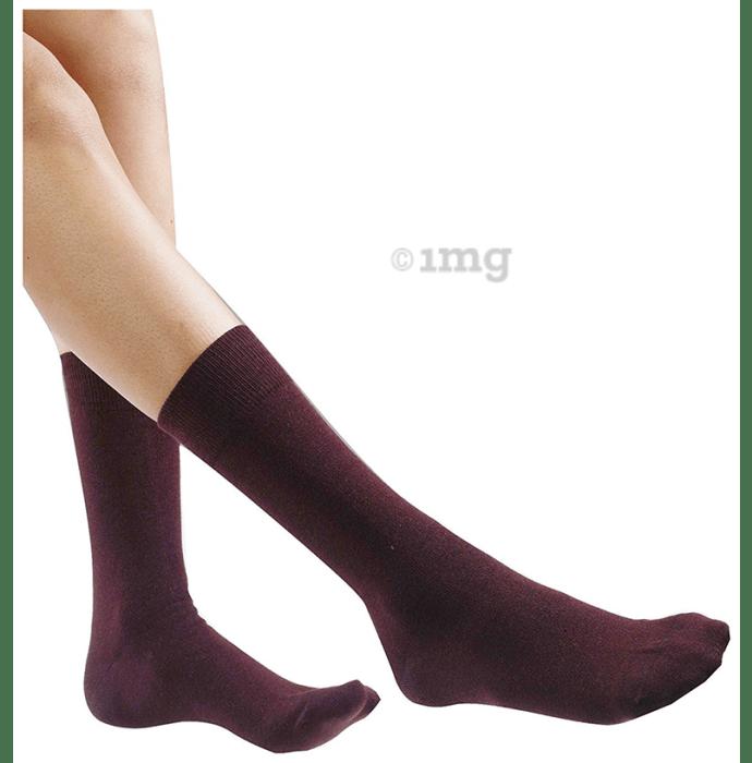 No Smell Sox 2401 Smell Free Socks Universal Black