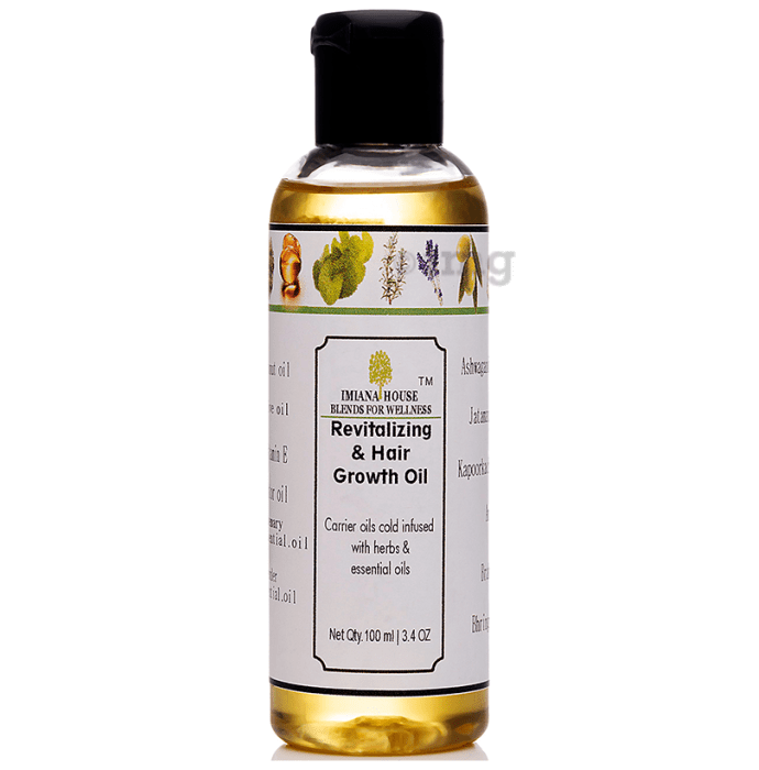 Imiana Revitalizing and Hair Growth Oil