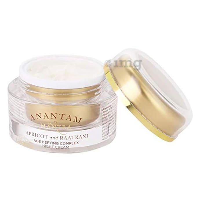 Mantra Anantam Apricot Raatrani Age Defying Complex - Night Cream