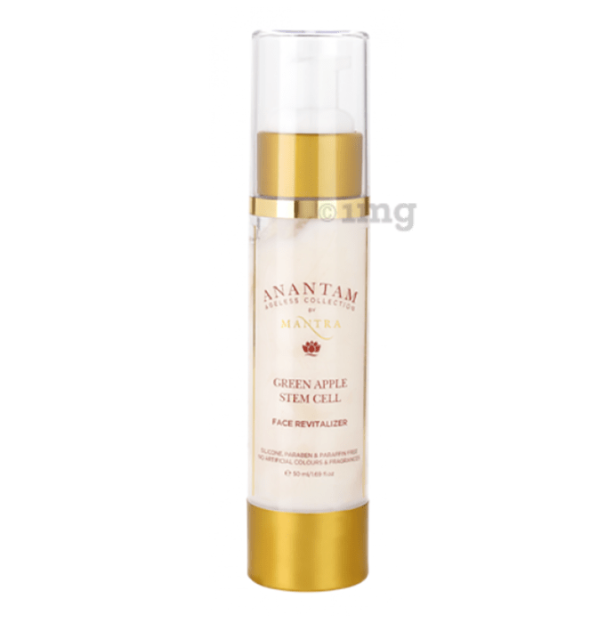 Mantra Anantam Green Apple Stem Cell Face Revitalizer