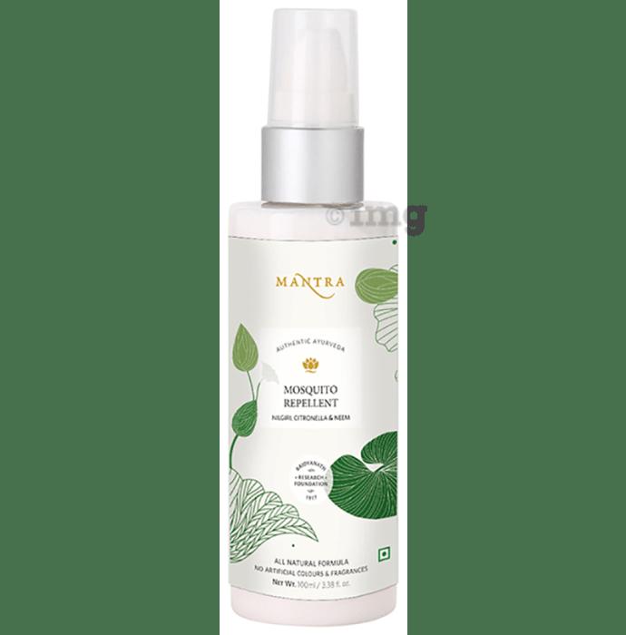 Mantra Nilgiri, Citronella and Neem Mosquito Repellent