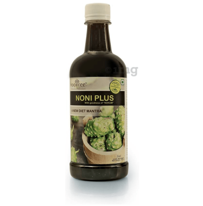 Roottree Natures Noni Plus with Goodness of Kokum