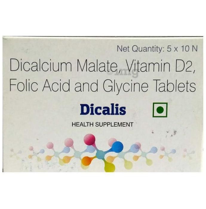 Dicalis Tablet