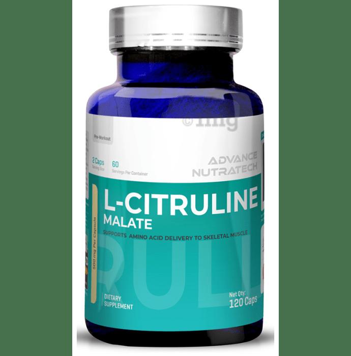 Advance Nutratech L-Citruline Malate Capsule