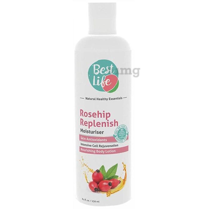 Best Life Rosehip Replenish Moisturiser