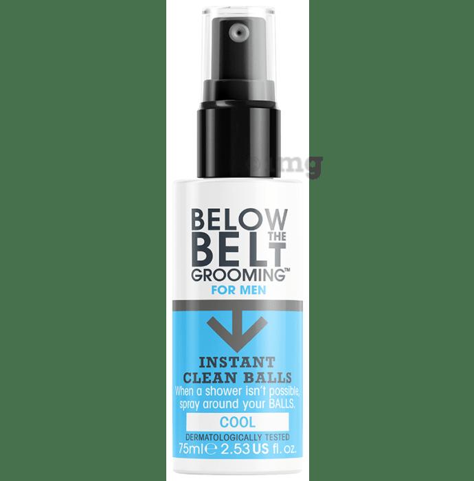 Below the Belt Instant Clean Balls Spray Cool