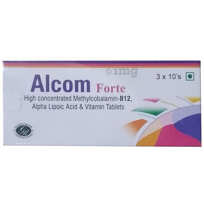 Alcom Forte Tablet