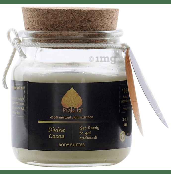 Prakrta Divine Cocoa Body Butter