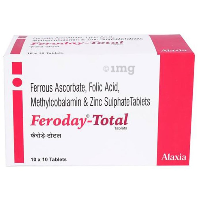 Feroday-Total Tablet