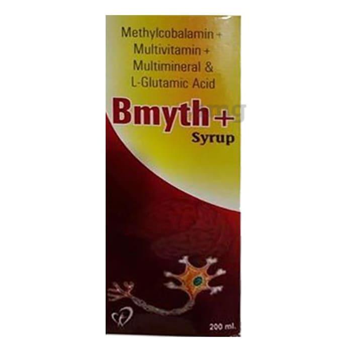 Bmyth Plus Syrup