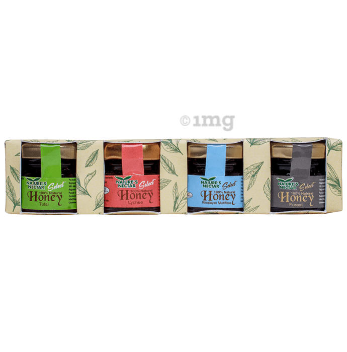 Nature's Nectar Select Honey Gift Pack