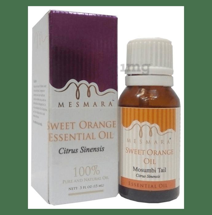 Mesmara Sweet Orange Essential Oil