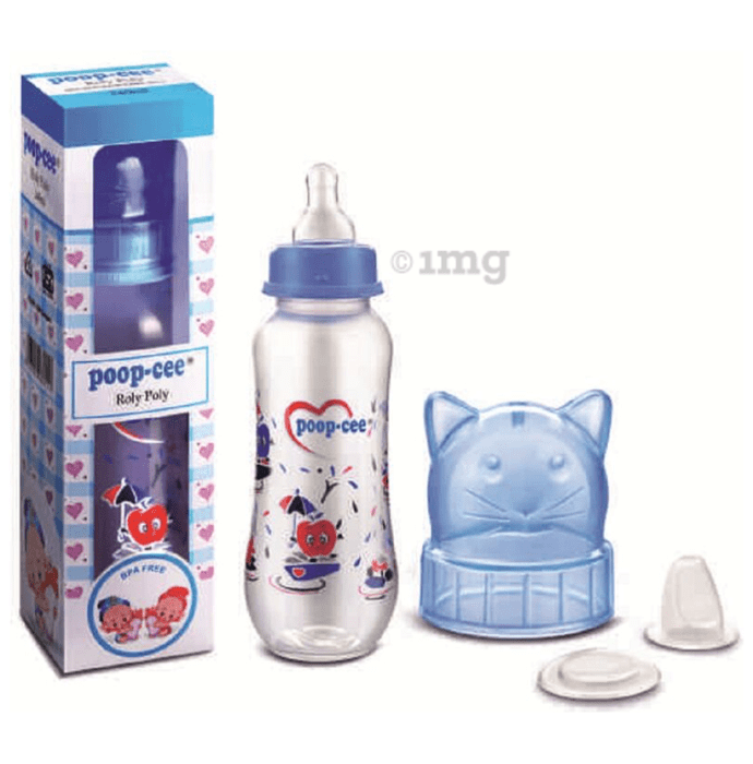 Poop Cee Roly Poly Baby Feeding Bottle