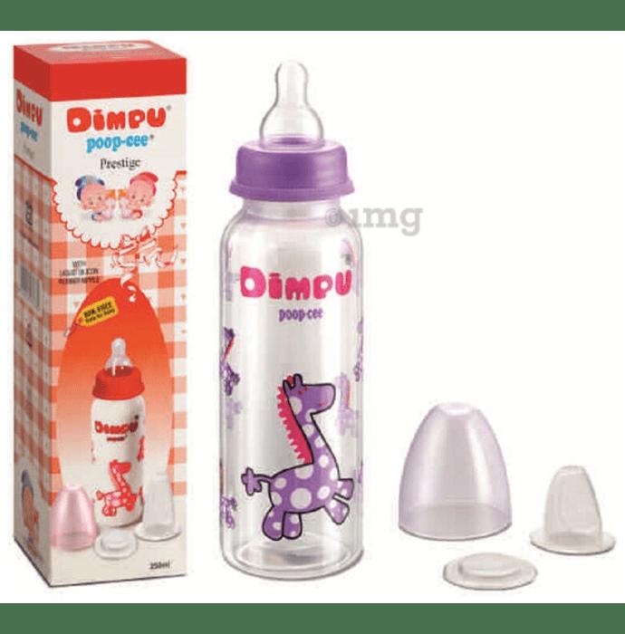 Dimpu Prestige Round Shape Feeding Bottle