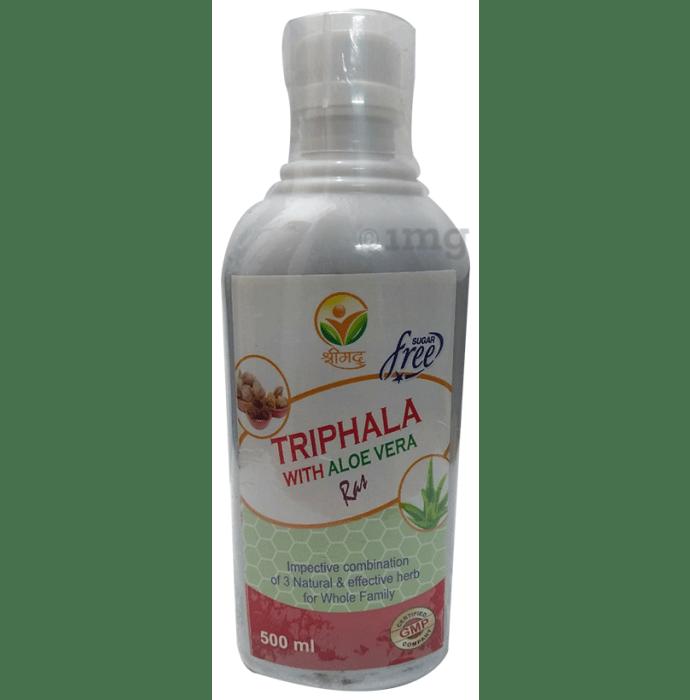 Shrimad Triphala with Aloe Vera Ras