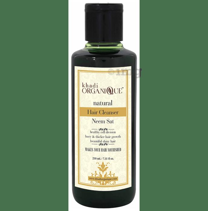 Khadi Organique Natural Shampoo Neem Sat
