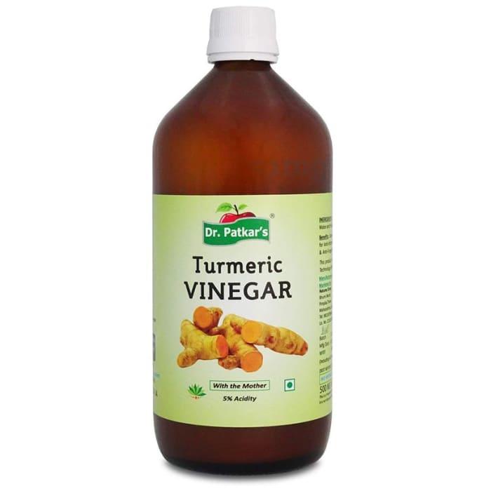 Dr. Patkar's Turmeric Vinegar with Mother