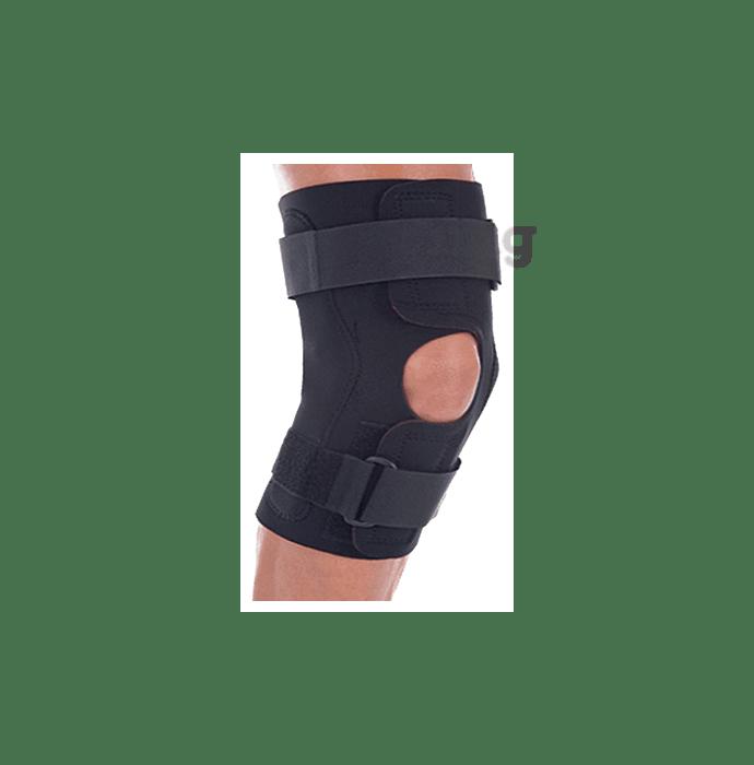 United Ortho Wraparound Hinged Knee Brace Medium