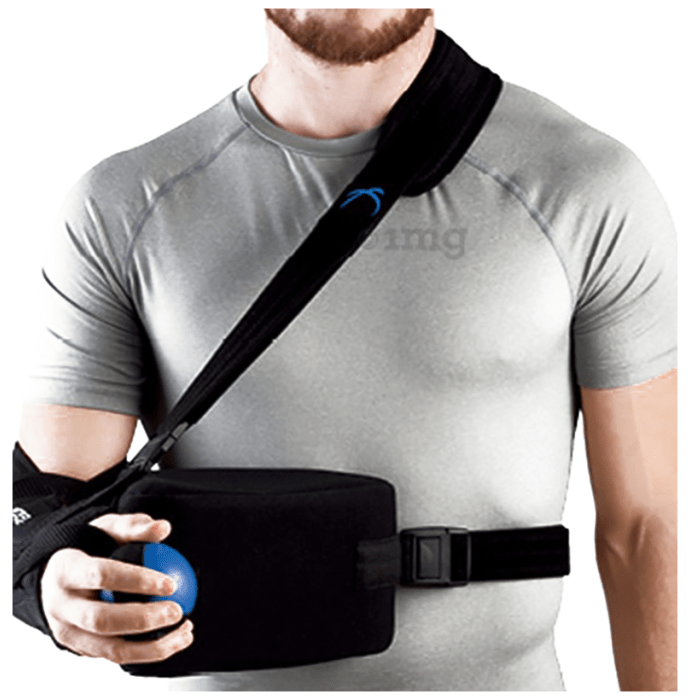 United Ortho Shoulder Abduction Sling Large