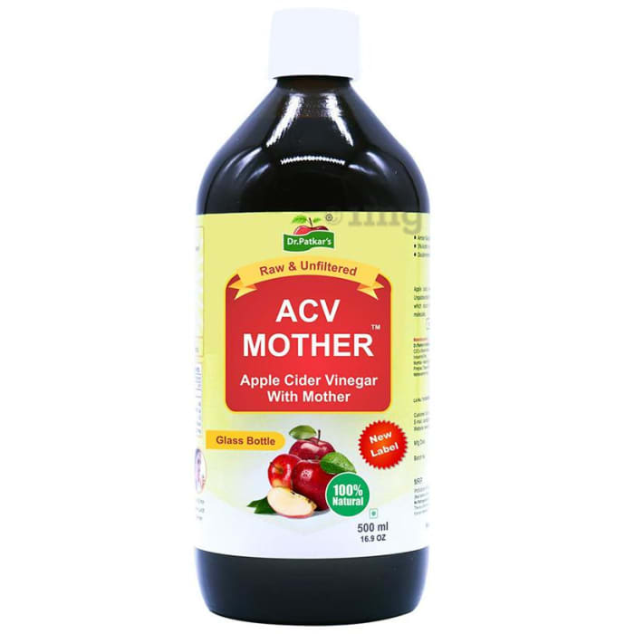 Dr. Patkar's Apple Cider Vinegar with the Mother