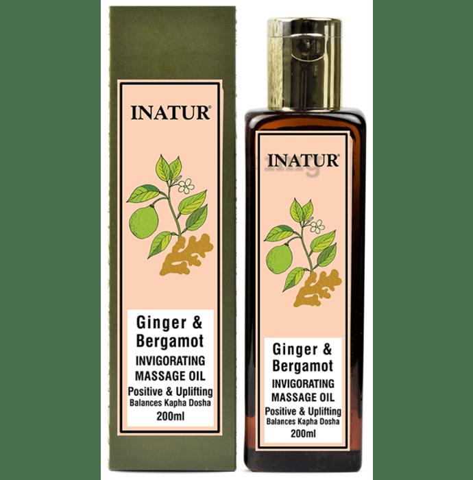 Inatur Herbals Massage Oil Invigorating