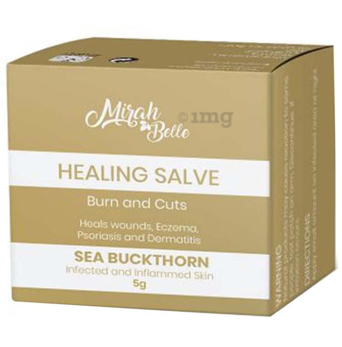 Mirah Belle Sea Buckthorn Healing Salve