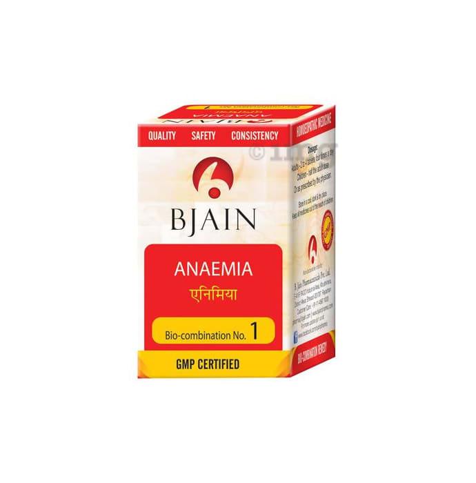 Bjain Bio-Combination No. 1 Tablet