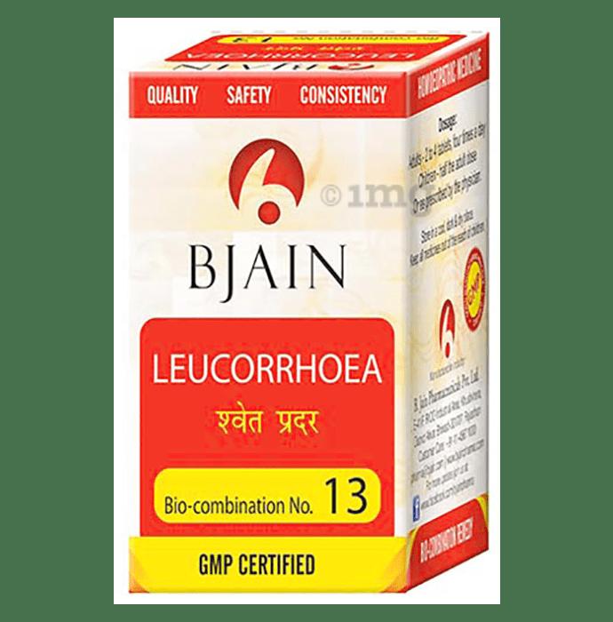 Bjain Bio-Combination No. 13 Tablet