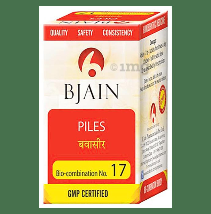Bjain Bio-Combination No.17 Tablet