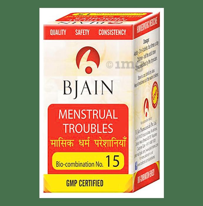 Bjain Bio-Combination No. 15 Tablet