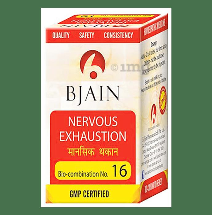 Bjain Bio-Combination No. 16 Tablet