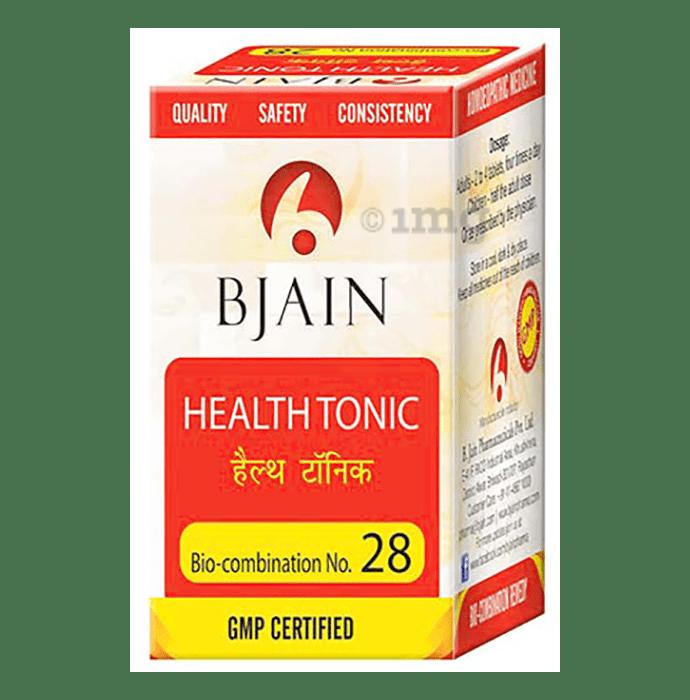 Bjain Bio-Combination No. 28 Tablet