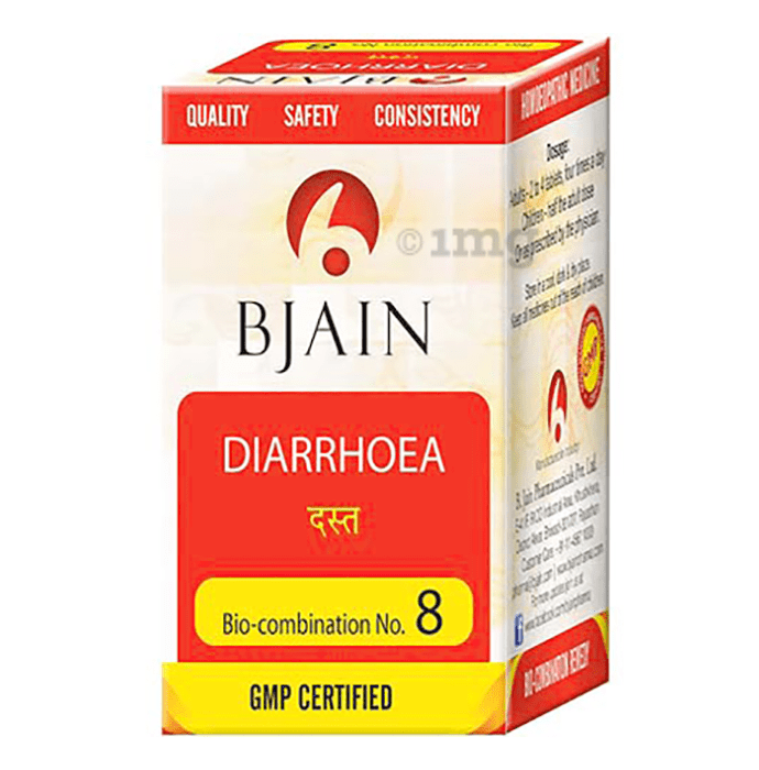 Bjain Bio-Combination No. 8 Tablet