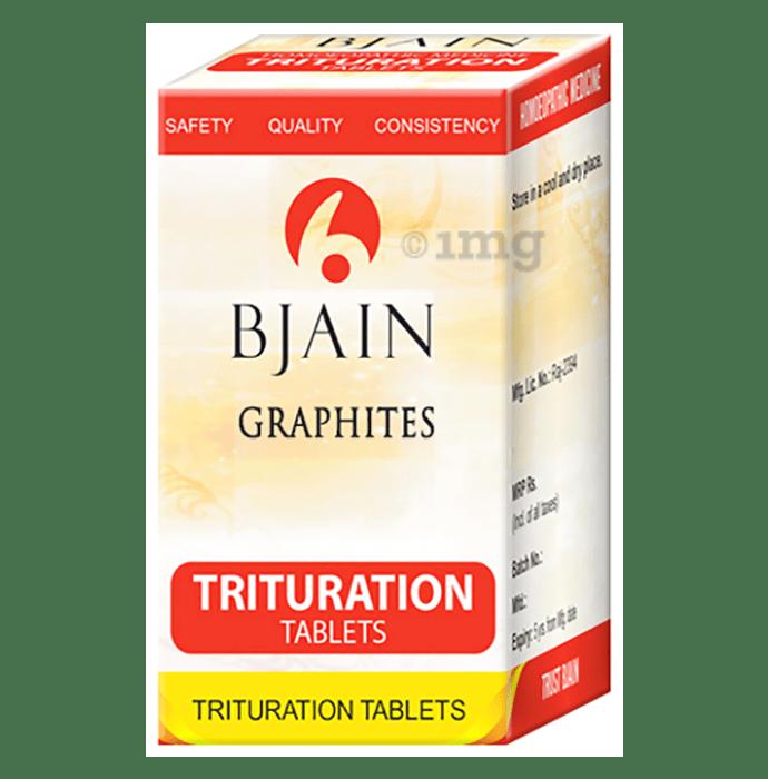 Bjain Graphites Trituration Tablet 6X