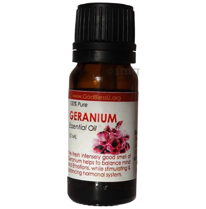God Bless U Geranium 100% Pure Essential Oil