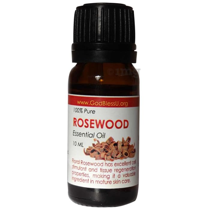 God Bless U Rosewood 100% Pure Essential Oil