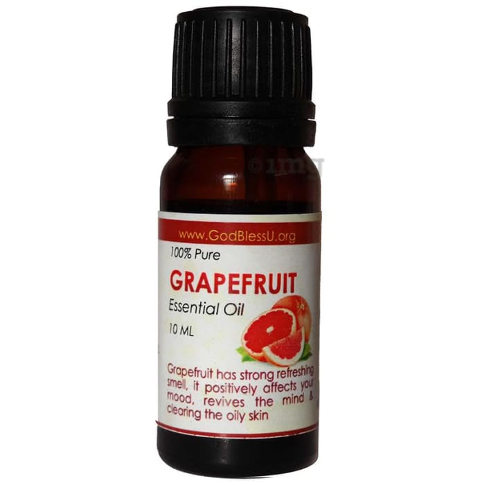 God Bless U Grapefruit 100% Pure Essential Oil