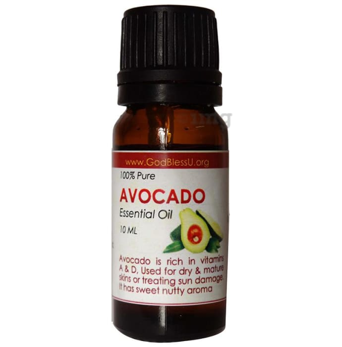 God Bless U Avocado 100% Pure Essential Oil